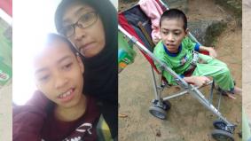 Penangan PKP buat ibu kepada dua anak OKU ini buntu teruskan hidup