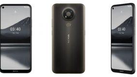 Nokia 3.4 unggul dengan tiga rangkaian kamera