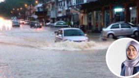 Young Syefura kongsi tip jaga kenderaan semasa banjir