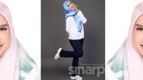 Hijab tidak halang Memey bergaya, sentiasa jaga batas