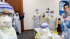 'Tidak mengapa demam sedikit saja, selepas itu ke kenduri'- Dr Izzar kecewa rakyat tidak patuh SOP