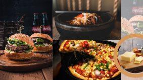 Piza, burger, kimchi lebih enak dengan keju import Mainland dari New Zealand