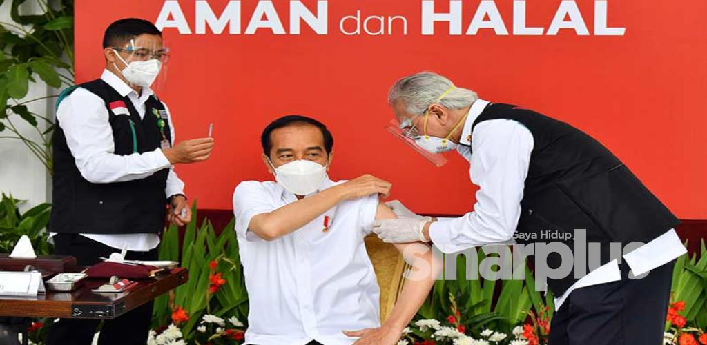 Jokowi kotakan janji, individu pertama disuntik vaksin Covid-19 di Indonesia