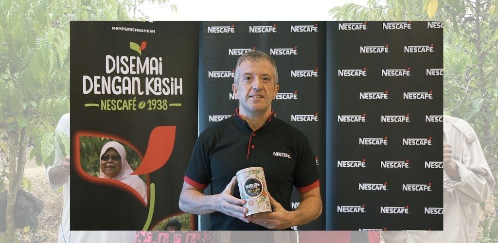 Kopi lokal pertama diperbuat daripada 100 peratus biji kopi tempatan. NESCAFE Classic Kedah memang umphh