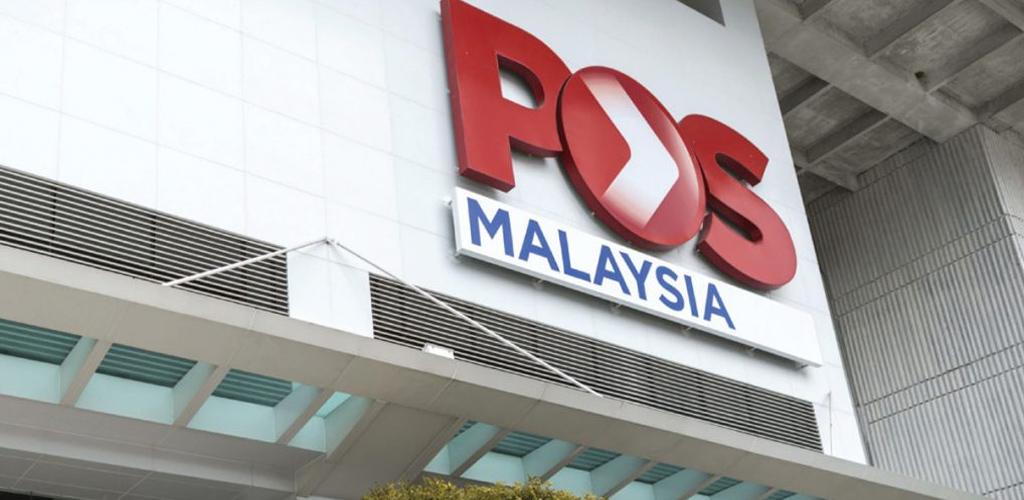 Pos Malaysia tampil penghantaran tanpa sentuh