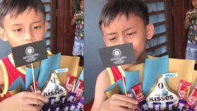 [VIDEO]'Maafkan mama sebab tinggalkan…'- Kanak-kanak sebak baca nota ibu tarik perhatian