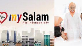 Cara buat tuntutan RM50 daripada mySalam jika dimasukkan ke hospital akibat Covid-19