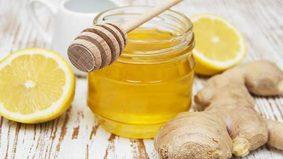 Resipi jus halia bersama madu sihat dan sedap