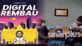 Abah KJ lancar program Digital Rembau, laptop percuma diberi untuk pelajar yang memerlukan
