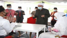 Garis panduan dan syarat khas adakan majlis akad nikah sepanjang PKP di Wilayah Persekutuan