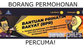 Isi borang permohonan BPR percuma! LHDN ingatkan orang ramai supaya tidak tertipu