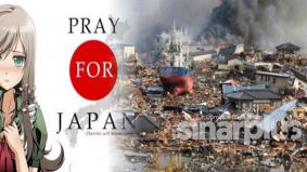 #PrayForJapan Penduduk Jepun bimbang tsunami 2011 berulang susulan gempa kuat!