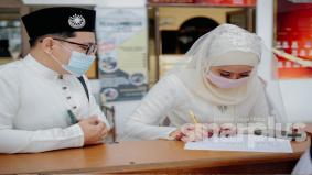 Akad nikah di Kelantan kini dibenarkan dengan kehadiran 20 individu