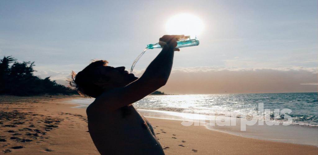 Elak aktiviti luar, berjimat dan minum air dengan banyak. Cuaca panas dijangka berlanjutan hingga April