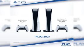 Pra-tempahan Playstation 5 fasa ke-3 bermula malam ini, pembelian melalui Lazada