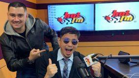 Mark Adam Penyampai baharu Hot FM, Shuk Sahar masih digantung tugas