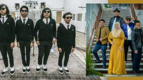 Barisan kumpulan muzik popular meriahkan projek Gegaran Band