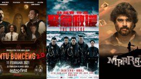 Astro saji filem menarik sempena Tahun Baru Cina