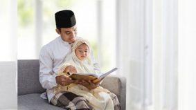 Didik anak-anak melalui teladan, ibu bapa kena tunjuk contoh yang baik kepada anak-anak…