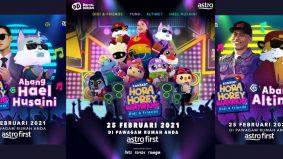 Yuna, Hael Husaini dan Altimet bakal meriahkan konsert Hora Horey Wayang Didi & Friends