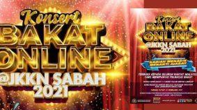 Pencarian pelbagai bakat unik di Konsert Bakat Online @JKKN Sabah