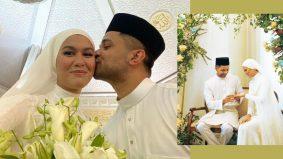 Alicia Amin selamat bergelar isteri kepada seorang doktor