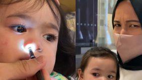 [VIDEO] Anak masukkan putik bunga dalam hidung, Hanis Zalikha bergegas ke unit kecemasan
