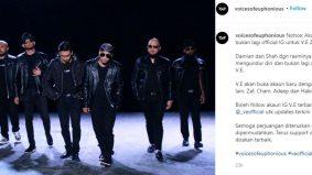 'Damian, Shah…. bukan lagi ahli V.E' – Kumpulan VE kini tinggal berempat