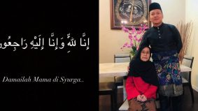 'Damailah Mama di syurga…' – Ibu Radin meninggal dunia