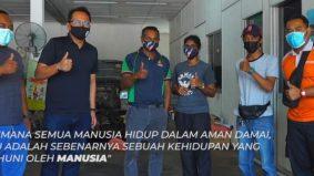Teman Dollah Posmen mohon maaf, Shahrol Shiro harap Pos Malaysia tarik semula hukuman