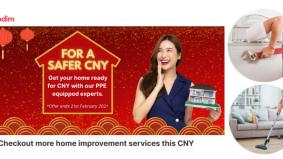 Pening mencari servis pembersihan sanitasi di rumah? Kaodim ada selesaikan semua masalah