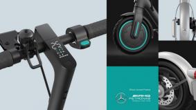 Mi Electric Scooter Pro 2 Mercedes-AMG Petronas F1 Team terbaharu memang mengancam!