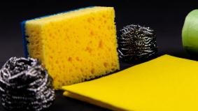 Span cuci pinggan ada 45 juta bakteria jika tidak kerap ditukar, ini penjelasannya