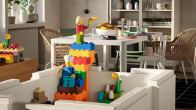 Set kotak Bygglek keluaran IKEA jadi buruan peminat Lego, jadi jangan lepaskan peluang