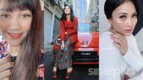 [VIDEO] Fasha Sandha belanja solekan ringkas, tak lebih 5 minit