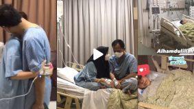 [VIDEO]Cinta sejati! Isteri sanggup derma buah pinggang untuk suami