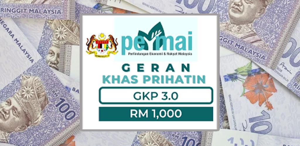 Bayaran GKP Tambahan RM1000 bermula 25 Mac