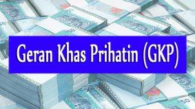 Geran Khas Prihatin (GKP) 3.0 boleh dimohon bermula 1 April, ini caranya