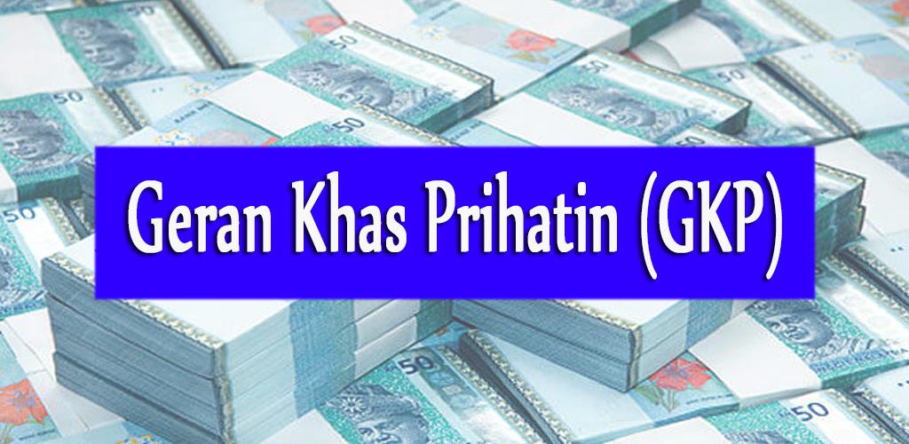 Geran Khas Prihatin (GKP)