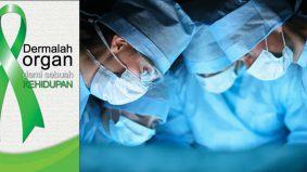 Derma organ dapat selamatkan nyawa lain, ini cara untuk daftar