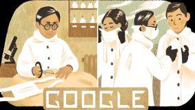 Google Doodle sambut hari kelahiran pencipta pelitup muka