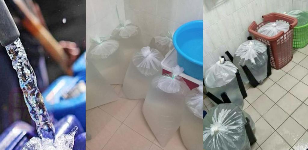 Simpan air secukupnya! Gangguan air 68 jam di Selangor dan KL April ini