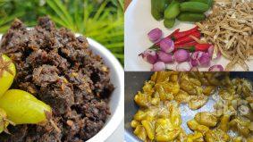 Patutlah tular! Resipi sambal hitam ekspress Dr Kamarul dikongsi 14 ribu warganet