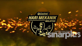 Raikan sumbangan mekanik dengan Hari Mekanik Malaysia