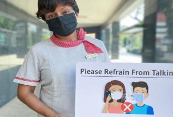 Kempen elak berbual dalam MRT, Singapura longgarkan sekatan Covid-19