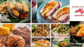 Tiada idea nak masak? Ajinomoto sediakan lebih 200 resipi menarik melalui laman web mereka