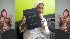 Usia tidak halang Fauziah Nawi terus timba ilmu