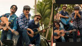 Blues Jam! tiga sahabat, Art Fazil, Imuda dan Andy hiburkan peminat dengan cara sendiri
