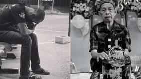 'Tiada lagi lagi abah...' - Bapa Achey meninggal dunia