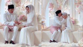 Noor Nabila, Engku Emran sah bergelar suami isteri
